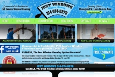 Just Windows Window Cleaning