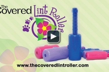 The Covered Lint Roller